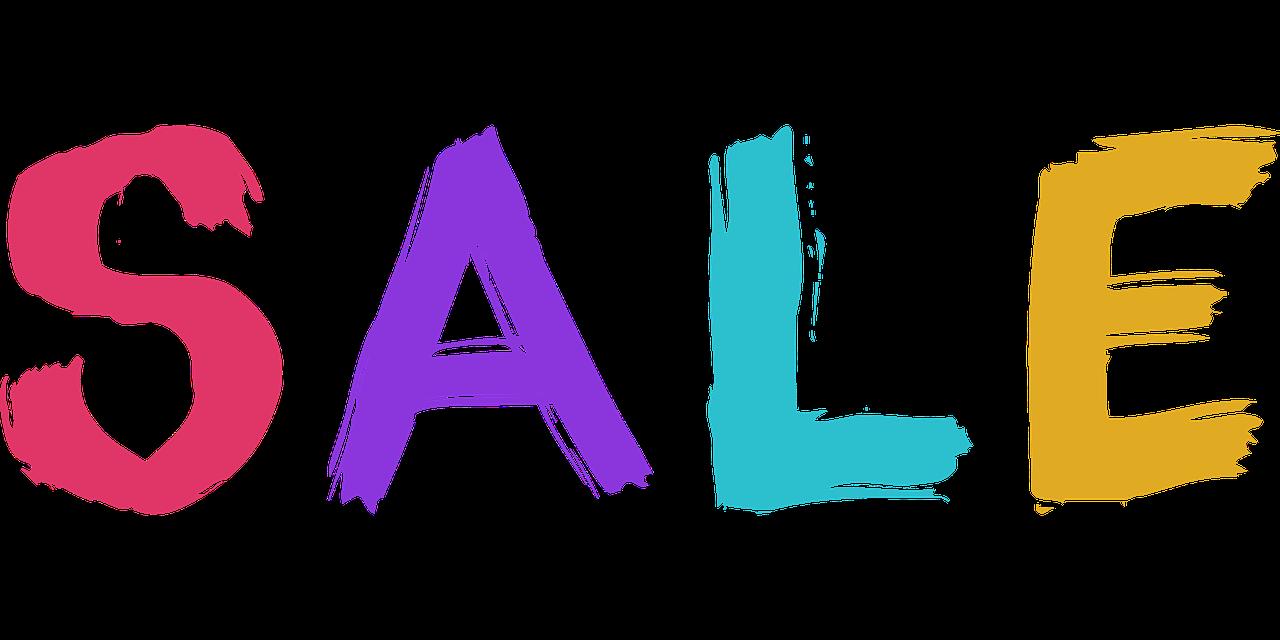 sales page sale