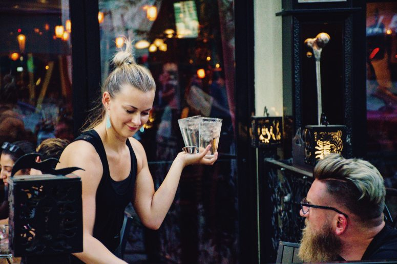 being happy can increase your attractiveness to customers