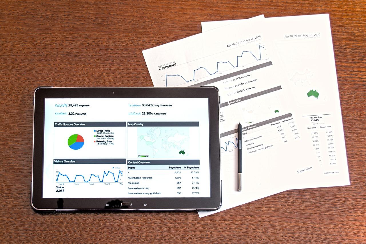 Big data analysis helps companies grow