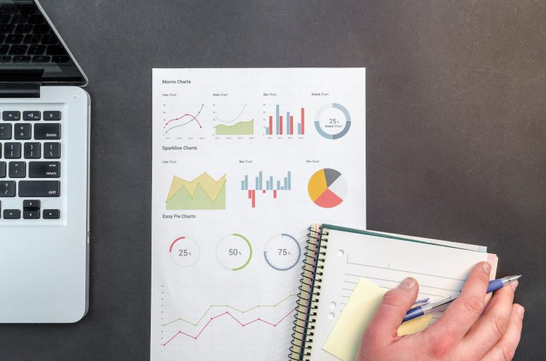 analytics provide data on what customers want to achieve